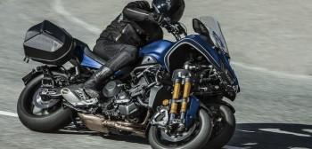 Yamaha Niken GT 2019. Trójkołowy pomysł na turystykę motocyklową