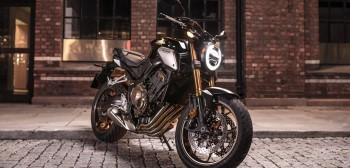Honda CB650R 2019. Elegancka młodsza siostra Neo Sports Cafe