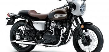 Kawasaki W800 2019 - wielki powrót ikony klasyki