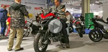 Warsaw Motor Show 2018. Motocykle do kąta, mocna Strefa Kobiet