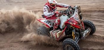 Rafał Sonik na Dakarze, ale w innej roli