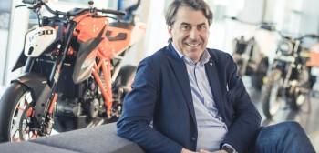 Szef KTM zainteresowany przejęciem Ducati