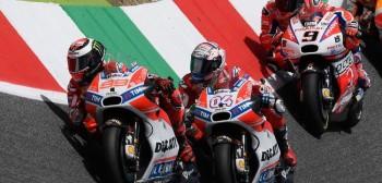 Wietrzenie po Lorenzo w fabrycznej ekipie Ducati