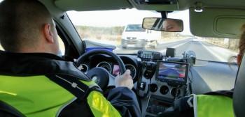 Policja łamie prawo, ale nie łamie prawa. Absurdalne przepisy dotyczące pomiaru prędkości