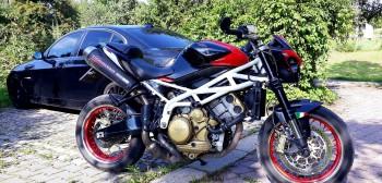 Moto Morini 1200 Corsaro [opinia użytkownika]