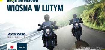 Promocyjna akcja serwisowa Suzuki