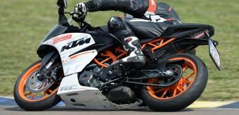 Nowy KTM RC 390. Nowe informacje i zdjęcia pomarańczowej wyścigówki!
