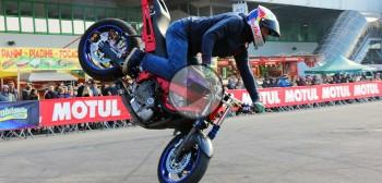 Stunt Contest Verona 2019 - Paweł Karbownik znowu na podium!