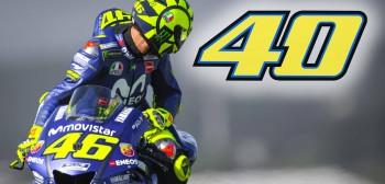 Okrągłe urodziny Rossiego