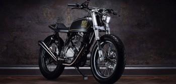 Suzuki Cafe Racer. Hamamatsu daje nadzieję na nowy motocykl retro