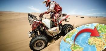 Potwierdzone! Rajd Dakar opuszcza Amerykę Południową!