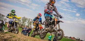 Rozpoczynamy rywalizację terenową na pit bike! Tor Głażewo zaprasza już 27 kwietnia