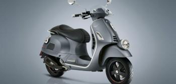 Nowa Vespa Sei Giorni - mocniejszy silnik, nowe malowanie