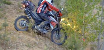 Rajd Szuter Rally z PodLaski - kilometry motocyklowej frajdy [FILM]