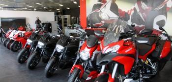 Wyraźny wzrost sprzedaży nowych motocykli w Europie