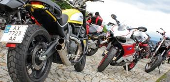 Desmo Meeting - doroczny zlot fanów i właścicieli maszyn Ducati [RELACJA]