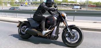 Harley-Davidson FXDR 114 - bestia w mieście! [FILM Z TESTU]