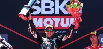 Runda WSBK na Laguna Seca - triumf Jonathana Rea, kłopoty Bautisty