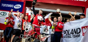 Rafał Sonik wygrał rajd Silk Way Rally!!!