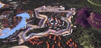 Tor Mandalika Circuit w Indonezji - nowa runda MotoGP od sezonu 2021 [FILM]