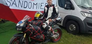 Polskie flagi na Isle of Man! Krystian Paluch stanie na starcie wyścigu już 17 sierpnia