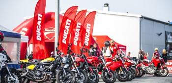 Ducati Baltic Weekend w Pszczółkach [relacja, video, zdjęcia]