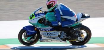 Wyżej i wyżej. Piotr Biesiekirski na ósmej pozycji w Moto2 w Albacete