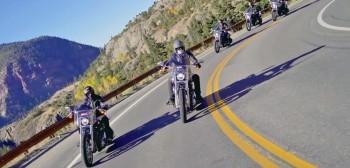 Motocyklem przez USA - spełnione marzenia [FILM]
