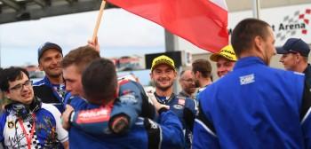 Wójcik Racing Team jest teraz oficjalną reprezentacją Polski!