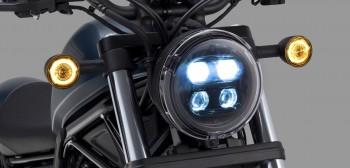 Honda Rebel 2020 - opis i dane techniczne