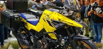 Suzuki V-Strom 1050 2020. Opis, dane techniczne, zdjęcia