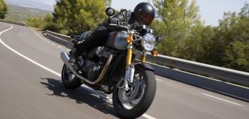 Triumph Thruxton RS 2020 - opis i dane techniczne