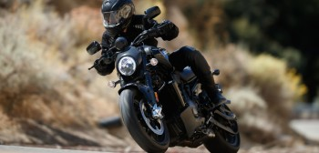 2020 Harley-Davidson Bronx. Opis, zdjęcia