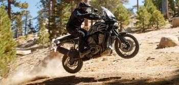 2020 Harley-Davidson Pan America. Opis, zdjęcia, dane techniczne