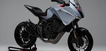 Honda CB4X Concept - motocykl na każdą okazję