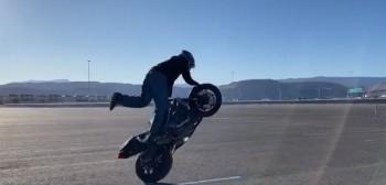 Epic Spin, czyli perfekcyjny trick Benjamina Baldiniego [FILM]
