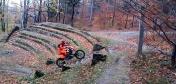 Chuligani, wandale, patologia. Motocykliści z Bielska-Białej pod ostrzałem lokalnych mediów