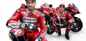 MotoGP: prezentacja fabrycznej ekipy Ducati dziś o 20.00 - oglądaj na żywo!