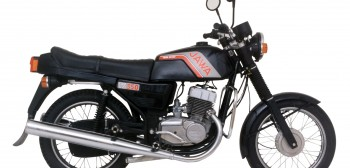 Jawa TS350 638 (1984-1994), [opis, usterki, dane techniczne]