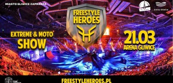 Freestyle Heroes po raz drugi odbędzie się w Gliwicach
