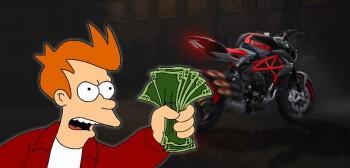 Motocykl kupiony oczami - prosty przepis na rozczarowanie  [FELIETON]