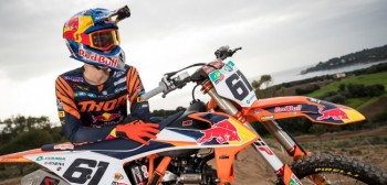 MXGP: Jorge Prado wrócił na motocykl [VIDEO]