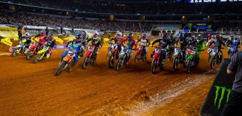 AMA Supercross: wyniki drugiej edycji Triple Crown [VIDEO]