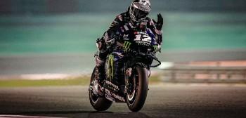 MotoGP: trzy Yamahy najszybsze na zakończenie testów w Katarze