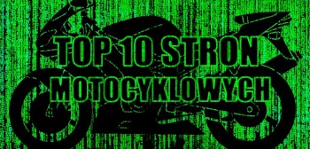 TOP 10 stron o motocyklach - statystyki użytkowników portali 2020