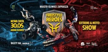 Freestyle Heroes w maju w Gliwicach [VIDEO]