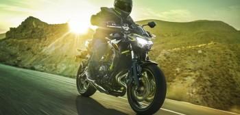 Kawasaki Z650 2020 - opis, dane techniczne, cena - zobaczysz go na targach WMS!
