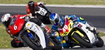 Przełom wieków - czasy odrodzenia polskich wyścigów motocyklowych [VIDEO]