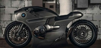 BMW R nineT z warsztatu Zillers Garage - podróż po granicach kreatywności