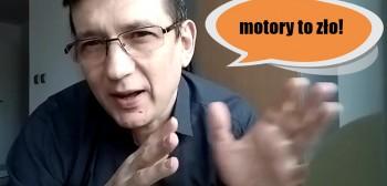 Radny Ełku: motory są hałaśliwe i demoralizujące! Miasta dla pieszych, nie motorów!